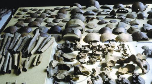 Hevder å ha funnet rester fra et av Julius Cæsars kjente slag