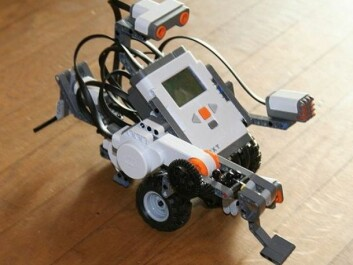 Lego Mindstorms has been used as an educational tool in vocational education for several years. (Photo: Wikimedia Commons)