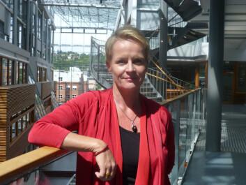 Researcher Susanne H. G. Poulsson. (Photo: Audun Farbrot)