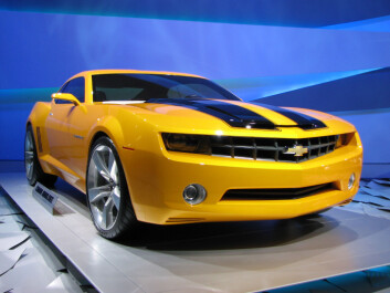 A person who has no sympathy whatever for American politics, is unlikely to drive a Chevrolet. (Photo: Kevin Ward, available via Wikimedia Commons)