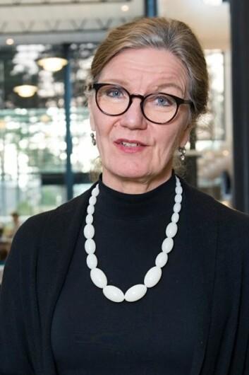 Elsa Almås er professor ved Institutt for psykososial helse ved Universitetet i Agder. (Foto: Kjell Inge Søreide)
