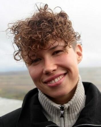 Elisabeth Stubberud har tatt doktorgrad på au pair-ordningen ved Det humanistiske fakultet på NTNU i Trondheim.  (Foto: NTNU)