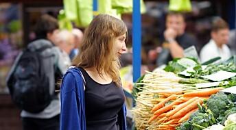 Veganere er sunnest på overflaten