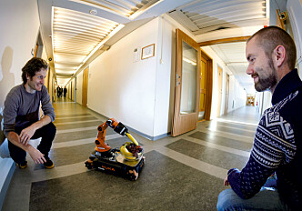 Making robots work out where they are and where they're going