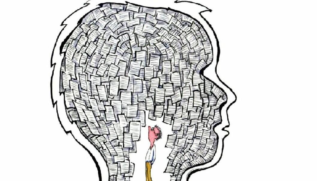 Du møter mange utfordringer når du skal ta doktorgrad - også i psykologi. Kandidater ved Universitetet i Bergen fullfører oftest. (Ill.: HikingArtist / Wikimedia. Lisens CC BY-SA 3.0)