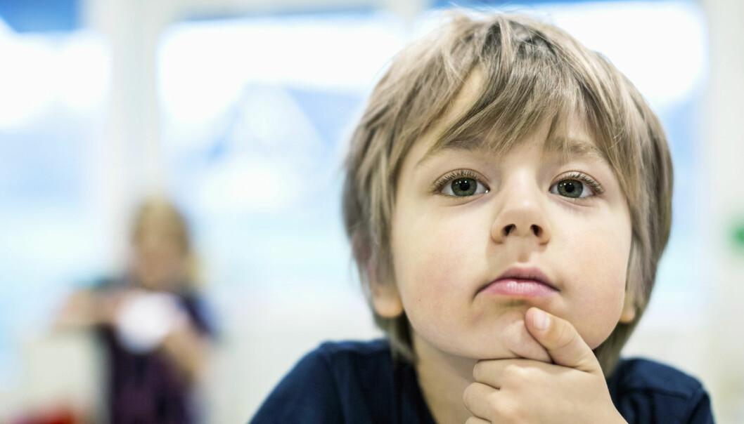 Barn kan ikke huske på kommando, men må selv komme på opplevelsene.  (Foto: Scanpix)