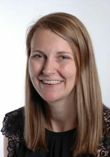 Katrine Vellesen Løken mener det er viktig å herme litt. (Foto: UiB)