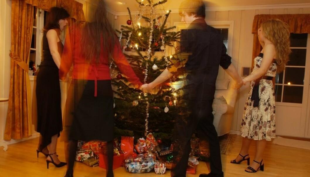 De fleste julesanger er skrevet av menn og særlig av prester. Til felles har de at de ofte er vanskelige å forstå.  (Foto: Torbjørn Tandberg, scanpix)
