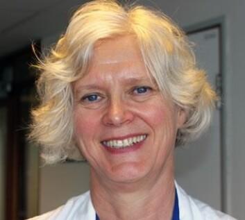 Britt-Ingjerd Nesheim mener at det nå er viktig å få flere kvinner fra p-pillen over på spiral eller p-stav. (Foto: UiO)