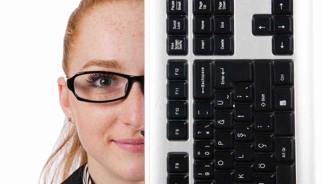 Med utdanning i informatikk er du attraktiv for arbeidsmarkedet, også med en ufullført doktorgrad.  En av tre fullfører ikke den høyeste mulige utdanningen i informatikk.  (Foto: Elnur/Shutterstock/NTB scanpix)