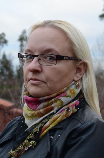 Syriske flyktninger har et godt inntrykk av Sverige. Men Sverige er ofte ikke første mål for flukten, fant forsker Emma Jörum. (Foto: privat)
