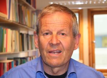 De fleste i Bergen fullfører doktorgraden på normert tid. - Det skulle også bare mangle, sier instituttleder Petter Bjørstad ved institutt for informatikk ved UiB. God kvalitet på veilederne og godt samarbeid veileder og kandidat imellom er suksessoppskriften, mener han. (Foto: UiB)