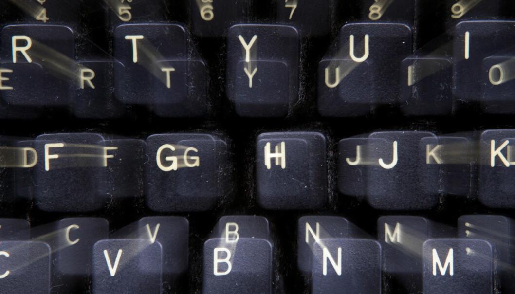Dagens dysleksi-definisjoner er uklare og kan føre til problemer både for forskere, lærere og ikke minst dem som sliter med lesing og skriving. (Foto: Espen Bratlie, Samfoto)