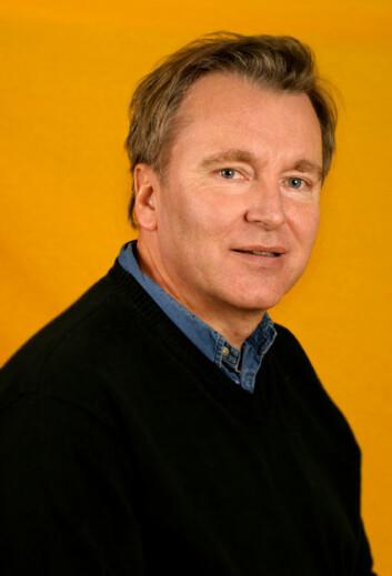 Finn Egil Tønnesen. (Foto: UiS)