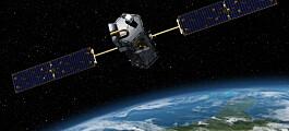 USA, Kina og Japan vil overvåke klimagasser fra rommet