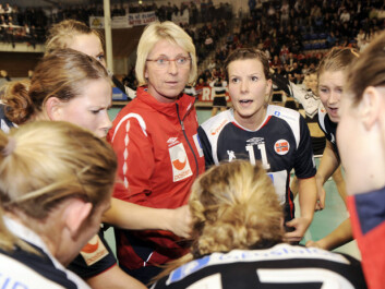 Marit Breivik, former head coach of the Norway women's national handball team. (Photo: Thierry Zoccolan / NTB Scanpix)