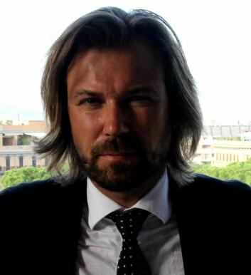 Alf Petter Høgberg mener statistikken for de to årene forskning.no har sett nærmere på, ikke er representativ for hvor mange som tar doktorgraden i jus ved UiO. (Foto: UiO)