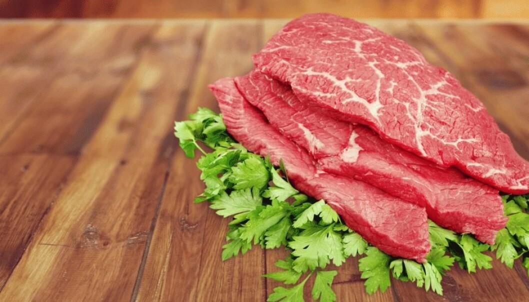 Nei til klimaavgift på rødt kjøtt