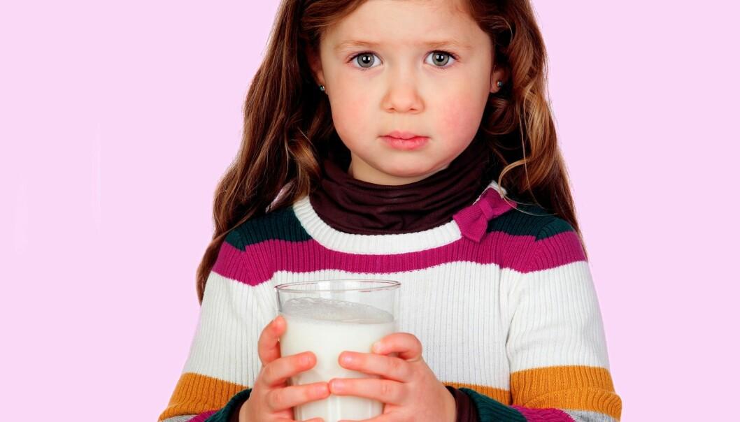 Barn i vekst har stort behov for næringsstoffer, og det kan være uheldig å måtte holde barna unna utvalgte matvarer. (Illustrasjonsfoto: Colourbox)