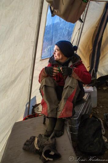Svalbard er best. Foto: Lena Kristiansen