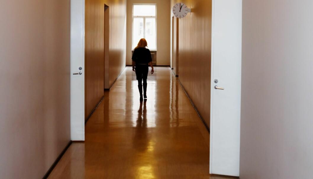 I 2006 startet 100 kvinner og menn på en doktorgrad i et humaniorafag. 35 av dem har aldri blitt ferdig og forskningen deres har gått tapt.  (Illustrasjonsfoto: Colourbox)
