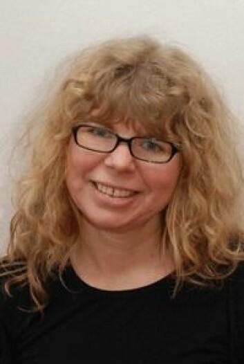 - Det har tatt tid å snu innstillingen til kandidatene og veilederne, sier Mathilde Skoie. Hun leder Institutt for filosofi, ide- og kulturhistoriske og klassiske fag på UiO, som hadde størst frafall i 2006-kullet.  (Foto: UiO)