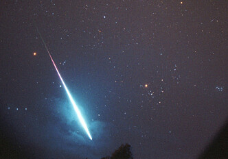 Studying shooting stars to improve weather forecasting