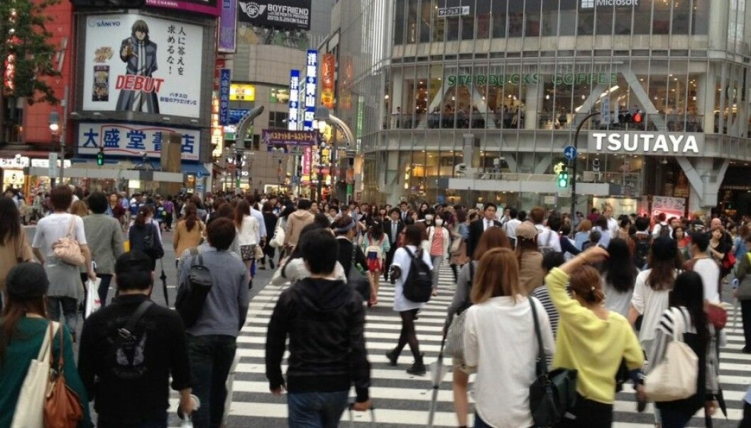 The vast majority of the 135 Norwegian students who went to Japan in 2013, studied language or culture. (Photo: SiU)