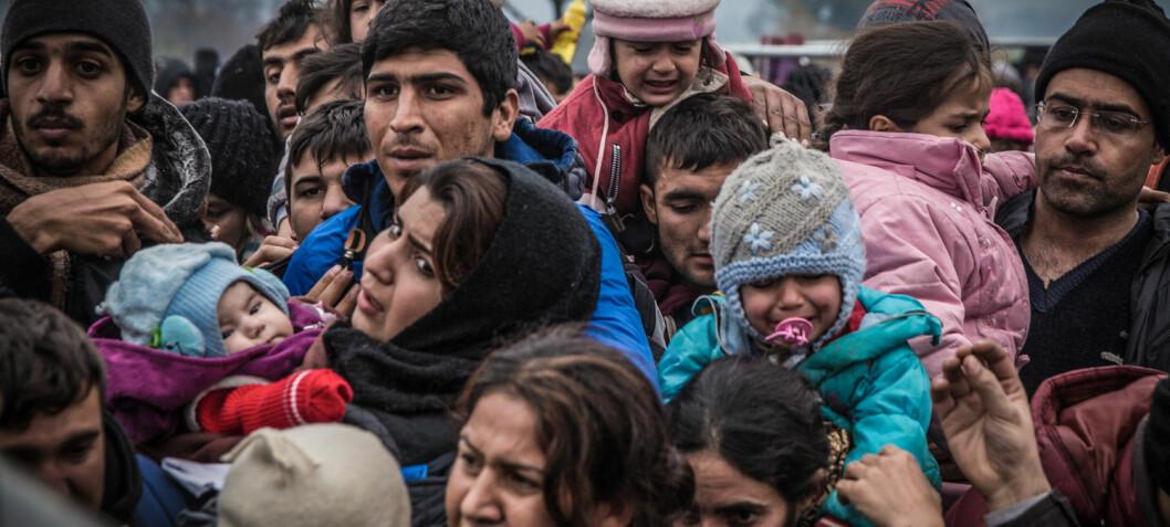 Den europeiske asylavtalen virker ikke lenger