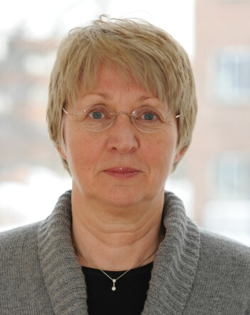 Inger Throndsen. (Foto: UiO)