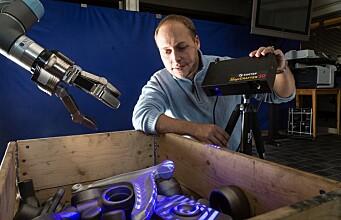 Making eagle-eyed robots