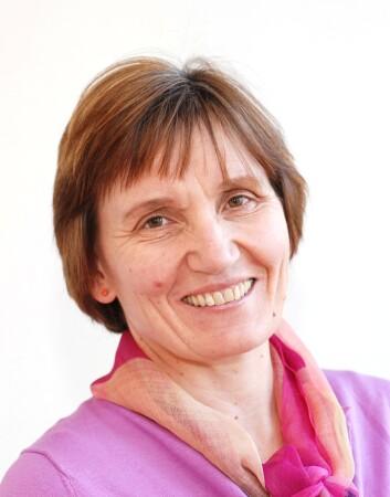 Solveig Hofvind er leder for Mammografiprogrammet ved Kreftregisteret, professor i radiografi ved Høgskolen i Oslo og Akershus og prosjektleder for den nye studien.  (Foto: Kreftregisteret)