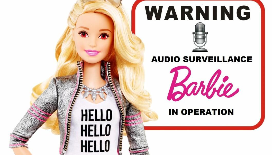 Etikk 24/7: Partnerdrap, roboter og overvåknings-Barbie