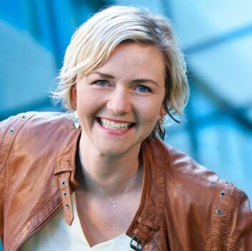 Arbeidsgivere i private bedrifter ansetter stort sett lærlinger som de kjenner fra før, mener Elisabet Sørfjorddal Hauge. (Foto: Agderforskning)