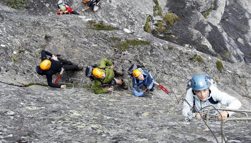 – Urealistiske forventninger til turisme i norske fjell