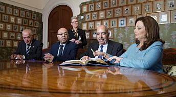 – Tunisisk dialog var udemokratisk