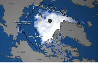 Ancient Arctic sea ice discovery provides  the key to future climate prediction