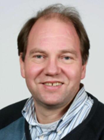 Professor ved Institutt for teoretisk astrofysikk ved Universitetet i Oslo, Per Barth Lilje.  (Foto: Universitetet i Oslo)