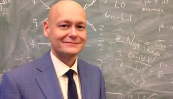 Professor Are Raklev ved Fysisk institutt ved Universitetet i Oslo. (Bilde: Eivind Torgersen/forskning.no)