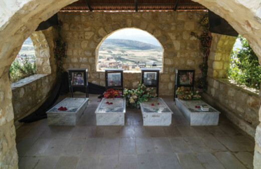 Sacred sites in Southern Lebanon are losing their value