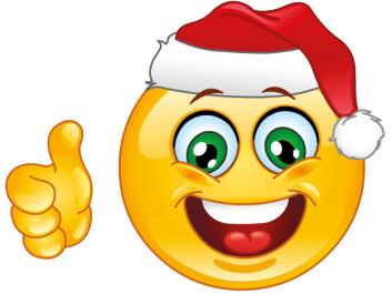 Nisse-emoji. (Foto: (Illustrasjon: Shutterstock))
