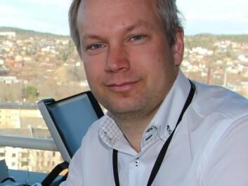 Magus Korpås (Photo: SINTEF)