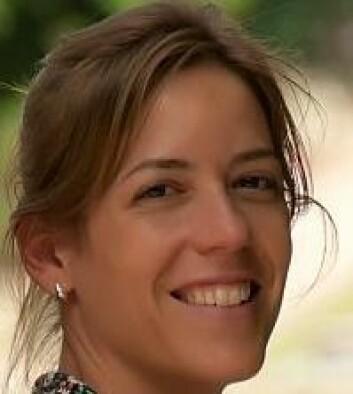 - Vi har funnet en sammenheng mellom sakte gange og avleiringer i hjernen, men sakte gange kan også ha mange andre årsaker, sier nevrolog Natalia del Campo ved Toulouse universitetssykehus.   (Foto: privat)