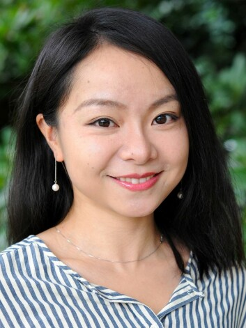Siyu Chen har undersøkt hvordan idealmannen i Kina har forandret seg.  (Arkivfoto: Alf Øksdal.)