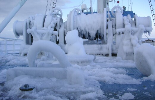 Ductile materials for Arctic conditions