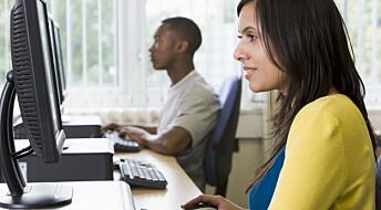 Gratis nettstudier jevner ikke ut klasseforskjeller