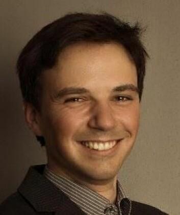 Thomas Gibon. (Foto: NTNU)