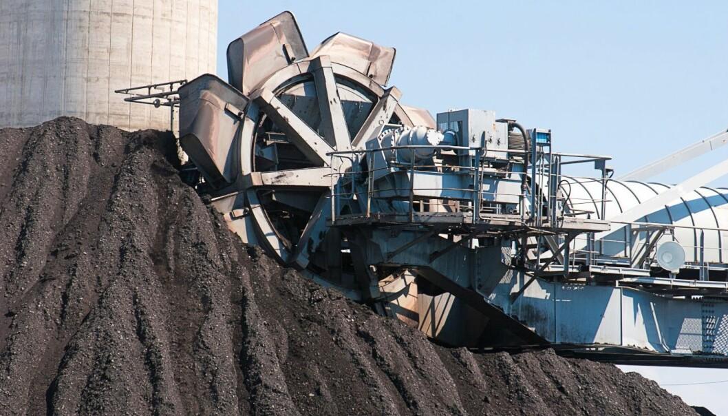 – Om vi beveger oss bort fra fossilt brensel og kull, vil det hjelpe oss å unngå mange miljøkonsekvenser, spesielt luftforurensning og klimagasser, sier Thomas Gibon ved NTNU. (Illustrasjonsfoto: Colourbox)