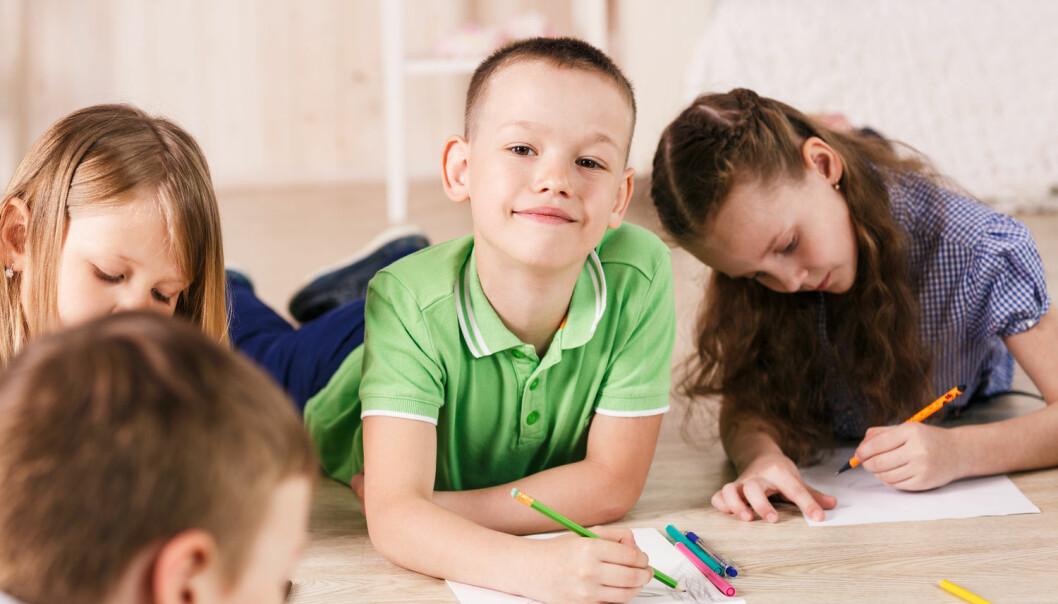 Advarer mot å stemple barn som problematiske for tidlig