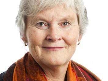 Anne Marit Mengshoel. (Photo: UiO)
